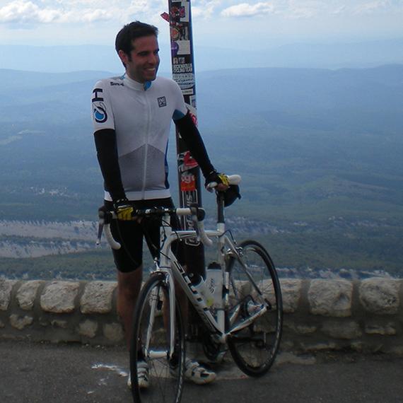 Le Défi Cyclo d'Arnaud Van Kerckhove