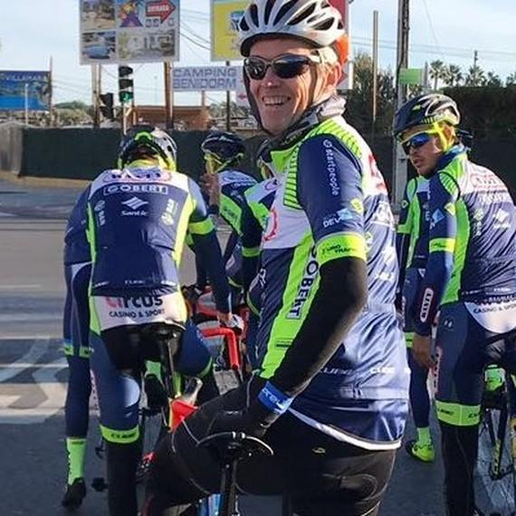Le Défi Cyclo de Laurent Haulotte