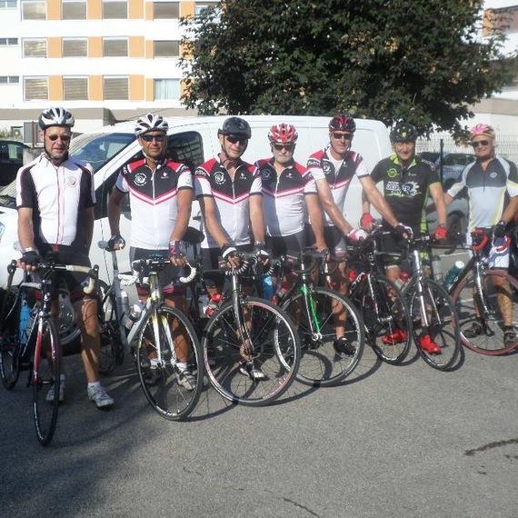 Périple vélo : Carcassonne – Nimes