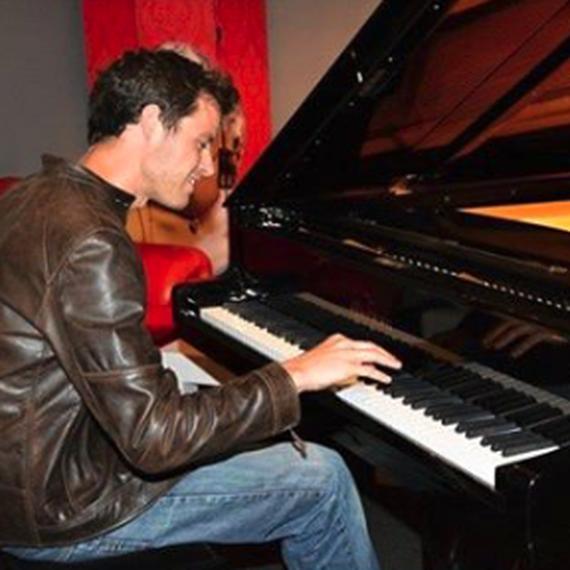 Pellizzone marathon piano
