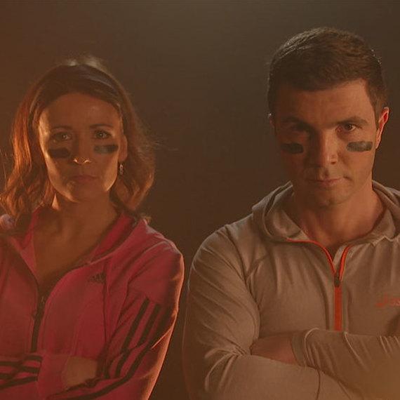 Le Défi Jogging de Anne Ruwet et Michaël Miraglia