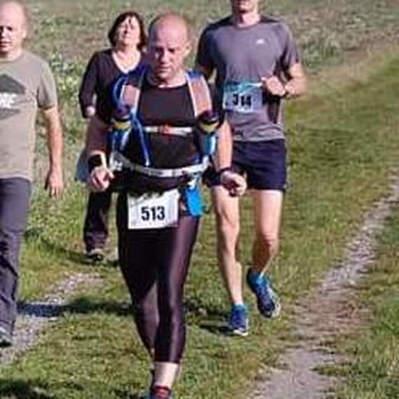 le défi jogging de Filleul Christophe