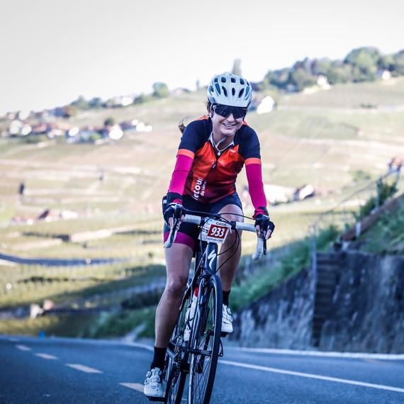 Le Défi Cyclo de Claudia Trucco