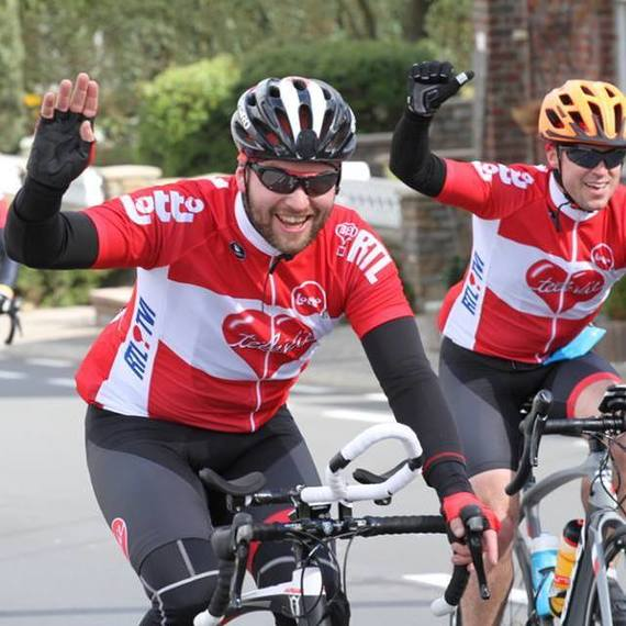 Télévie 2018. Défi cyclo 130 km - Thibault Lepage