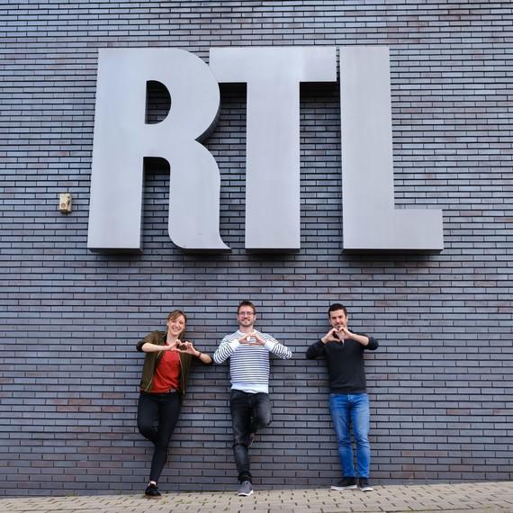 RTL Team Running