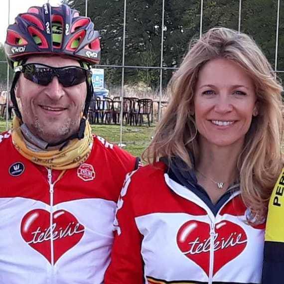 Le défi des cyclistes de Perwez vers l'Alsace