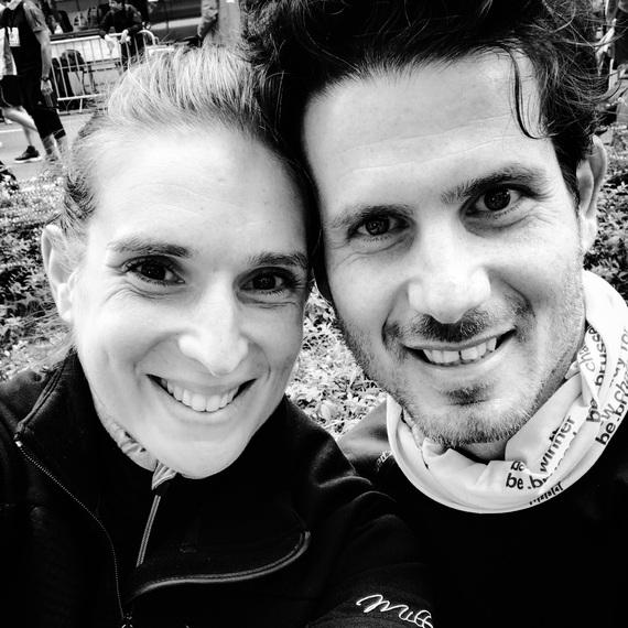 Défi Jogging Cécile&Renier