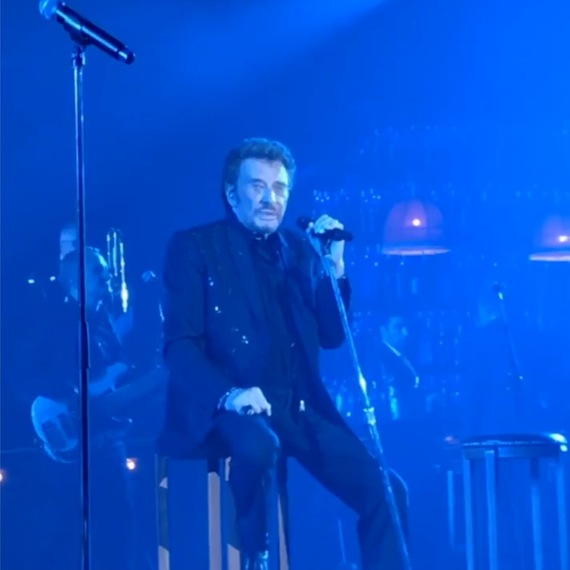 En mémoire de Johnny Hallyday