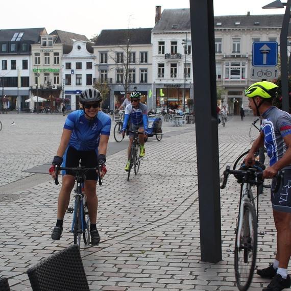 """Défi cyclo 2019 : 120km """"Namur-Givet-Namur"""""""