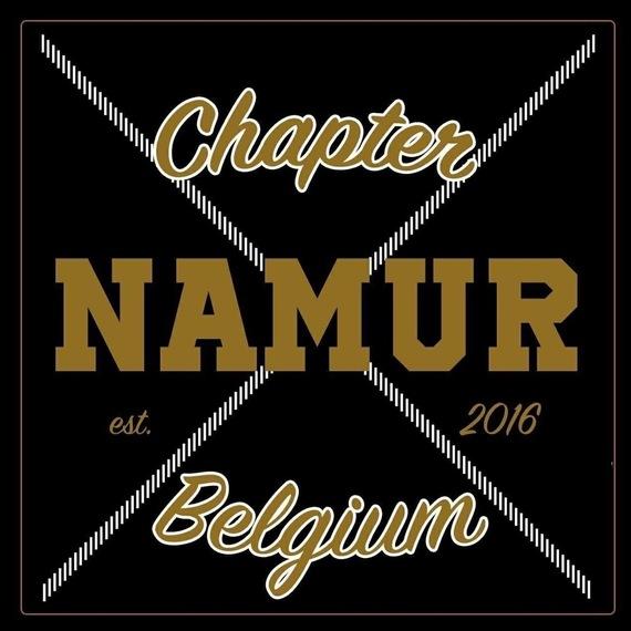 Namur Chapter Belgium au profit du Télévie