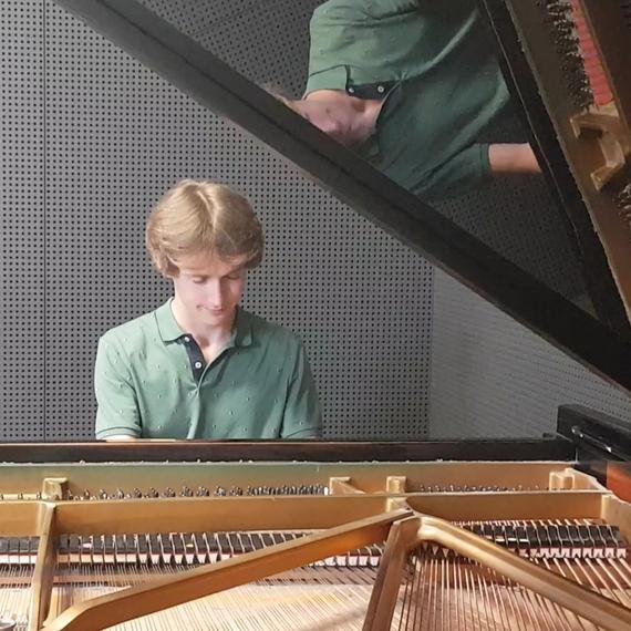 Emilien Piano Télévie
