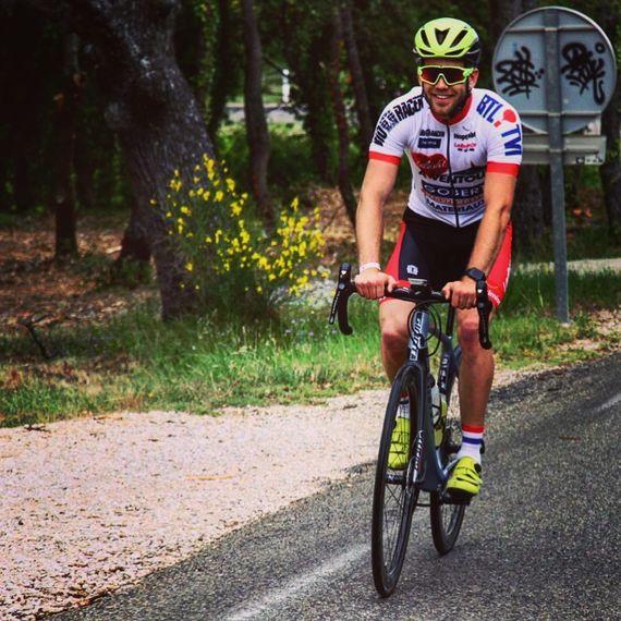 Jordi Spierts TELEVIE AU GALIBIER (Cyclo du coeur)