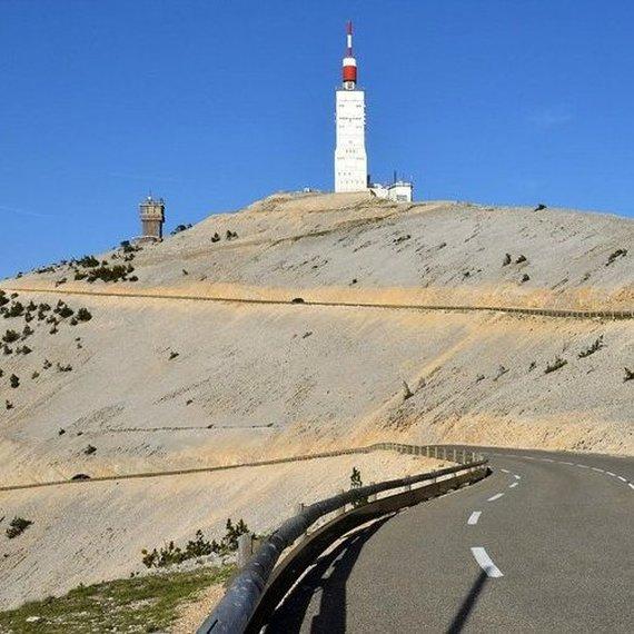 Le défi de l'année... Mont Ventoux pour télévie
