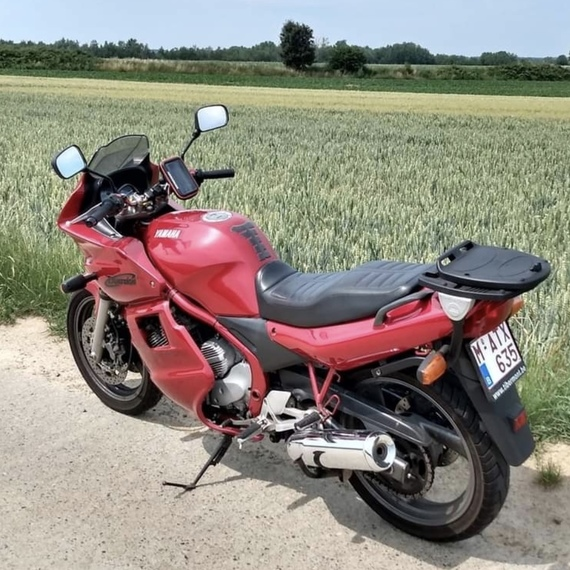 Balade moto Télévie
